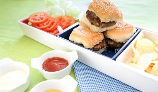 hamburguer de aveia